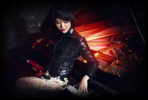 "Yuja Wang in Costa Mesa, musical ""Misadventure"" in Anaheim"