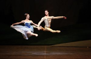 "Teatro alla Scala Ballet's ""Giselle"" in Costa Mesa"