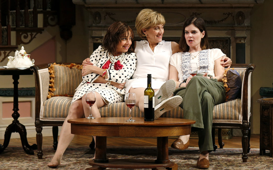 """Sisters Rosensweig"" at South Coast Rep, ""Jupiter Moon"" at the Garage"